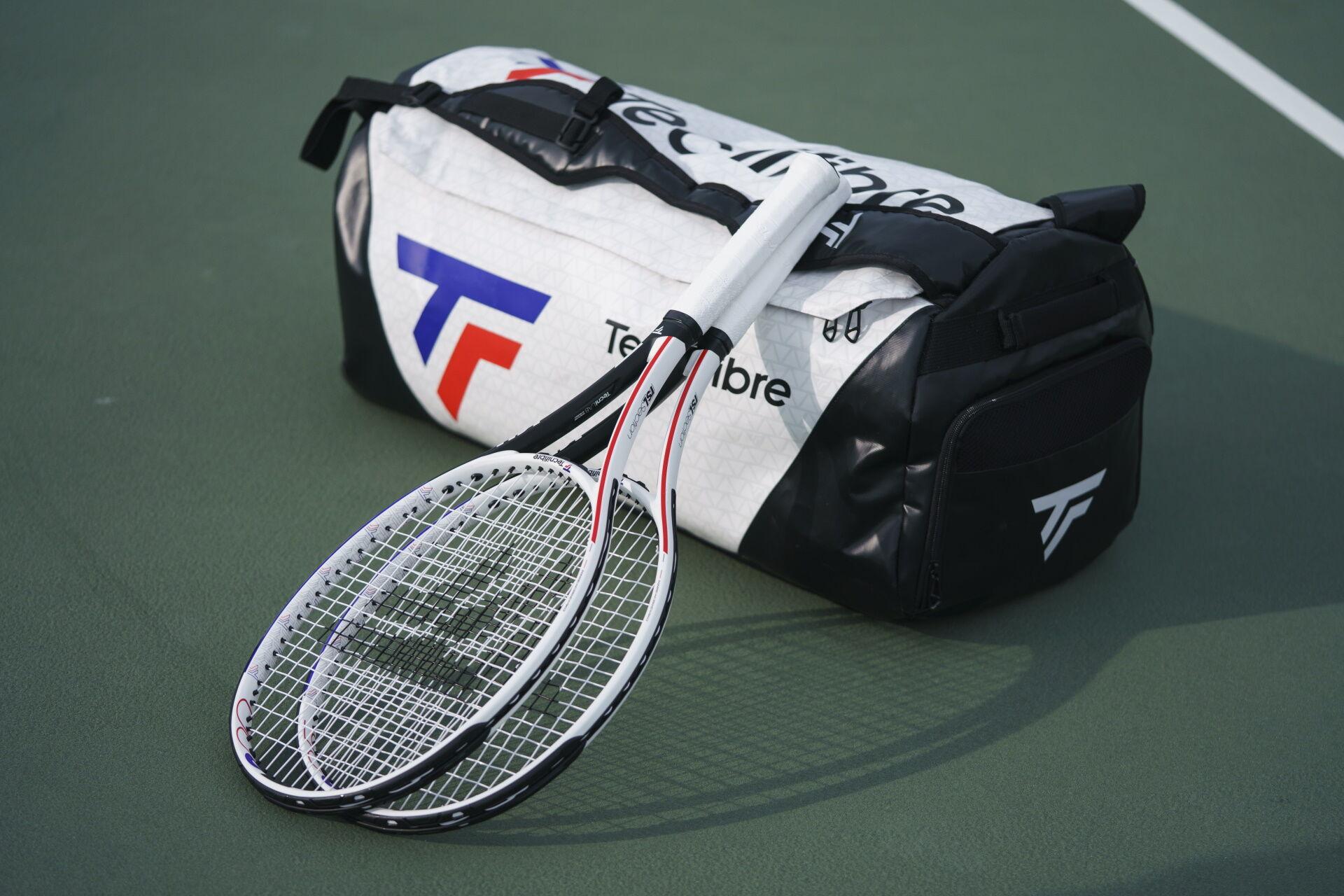 Tecnifibre TFight RS teniszütők és Tecnifibre RackPack tenisztáska