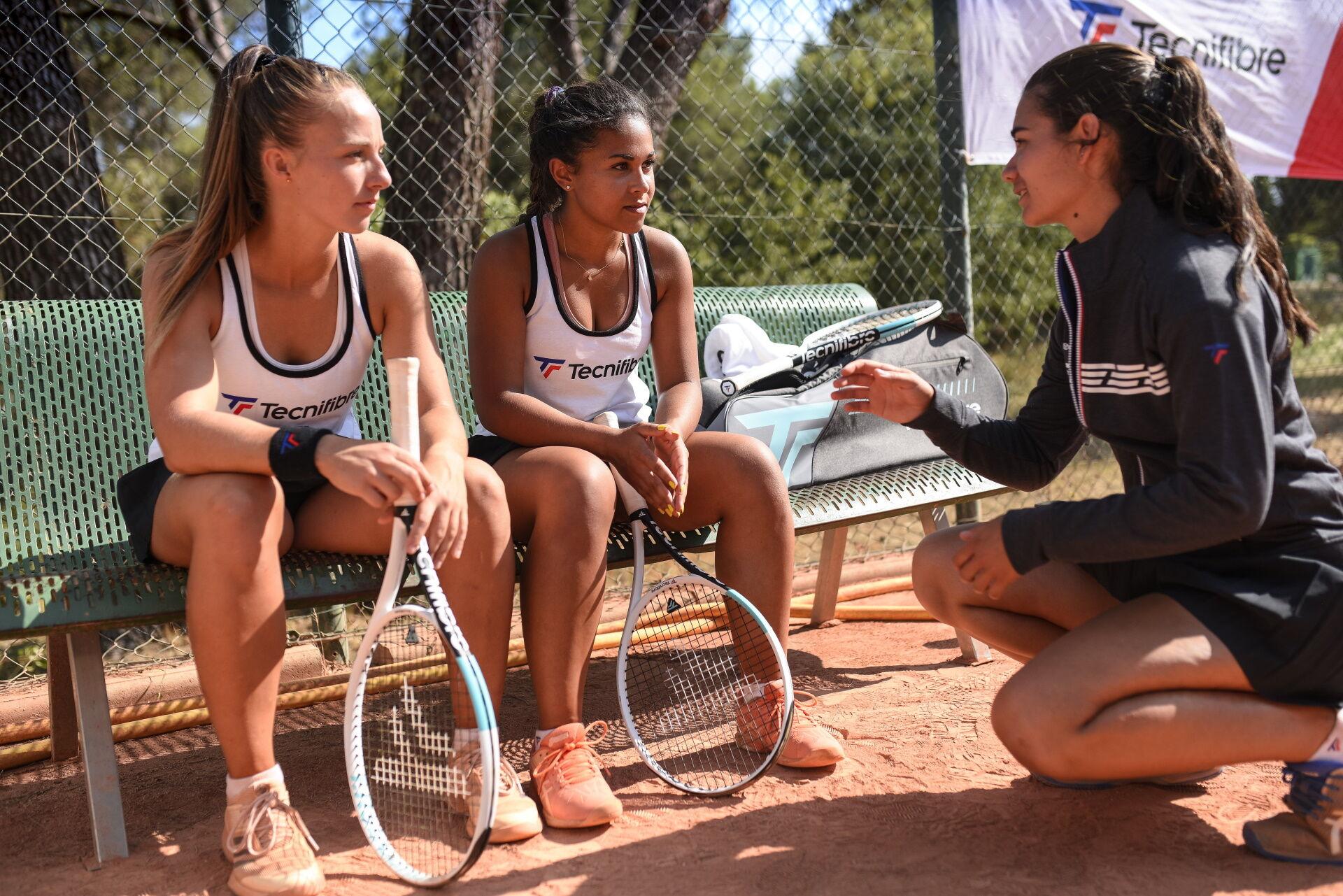 Tecnifibre T-Rebound Tempo3 teniszütők csak nőknek!