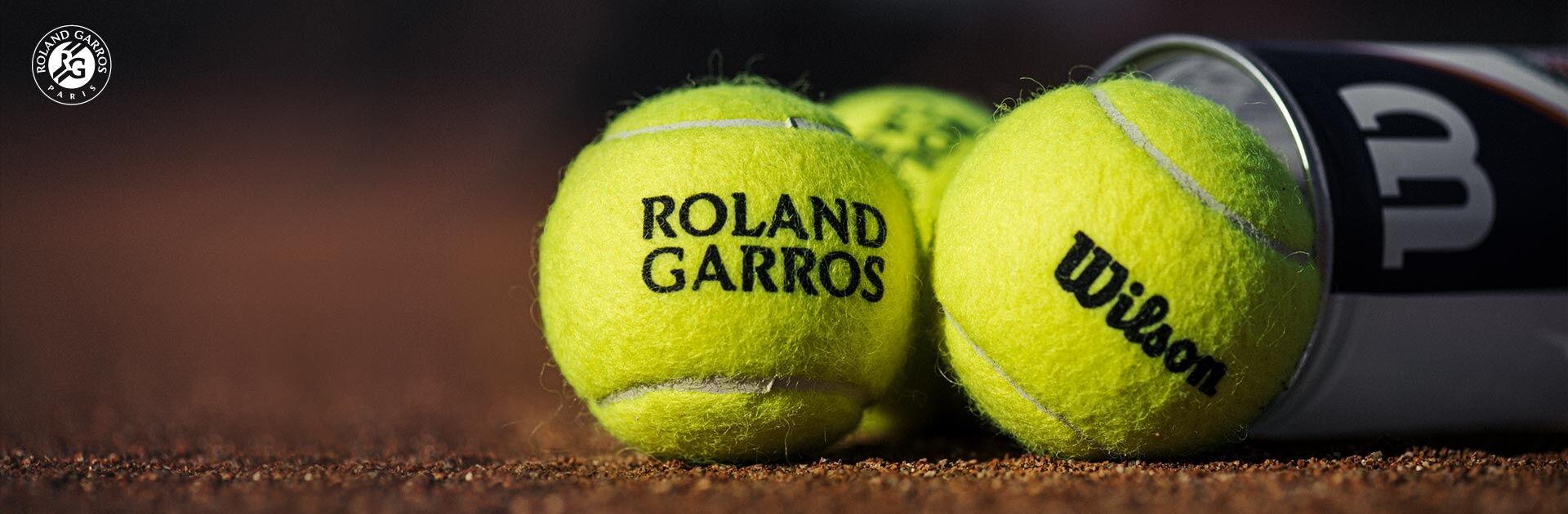 A Wilson 2020-tól kezdődően a Roland Garros French Open bajnokság hivatalos labdaszállítója.