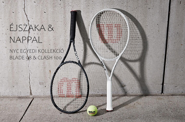 Wilson US Open teniszütő kollekció 2021