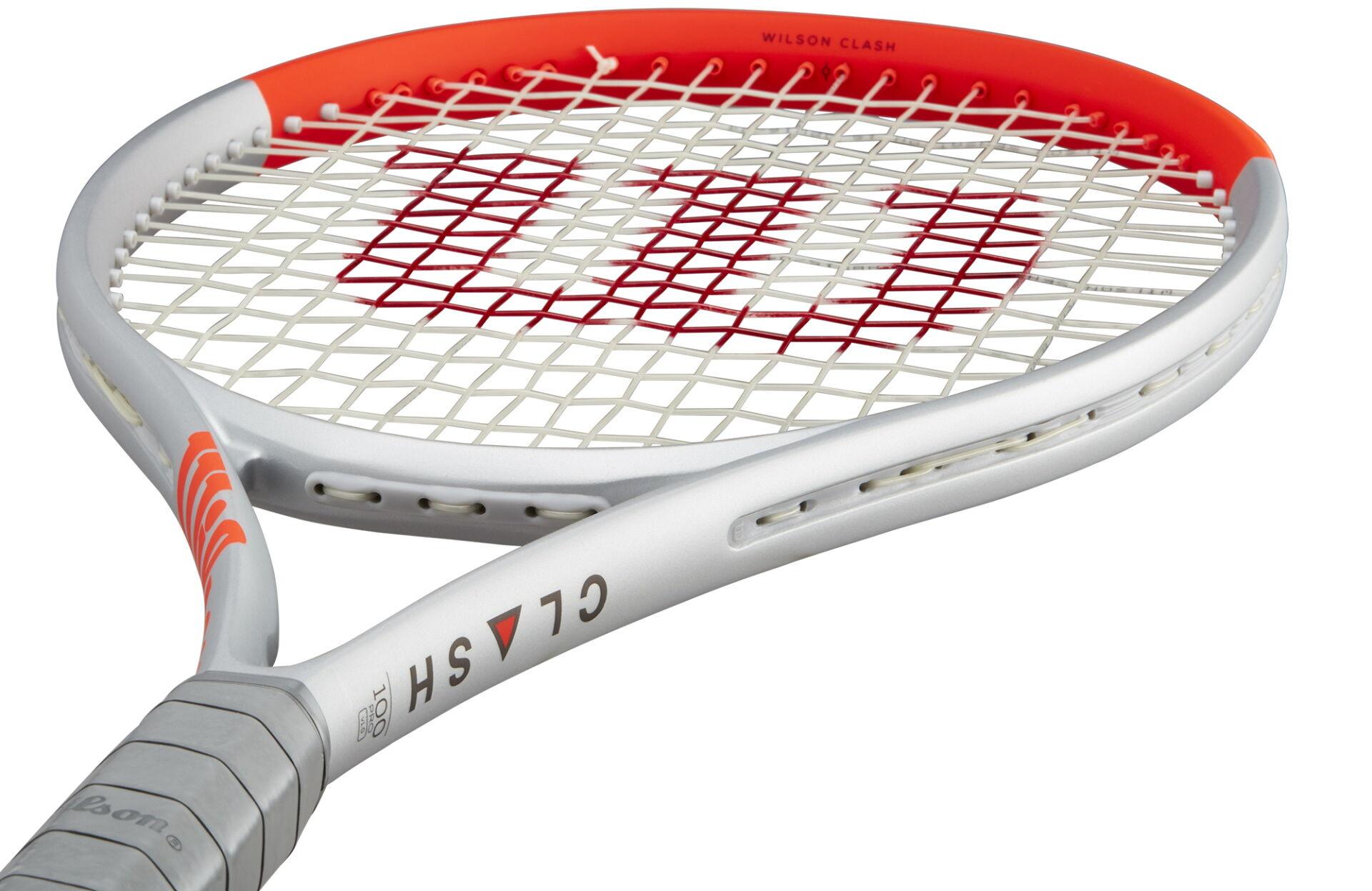 Wilson Clash 100 Pro Silver teniszütő