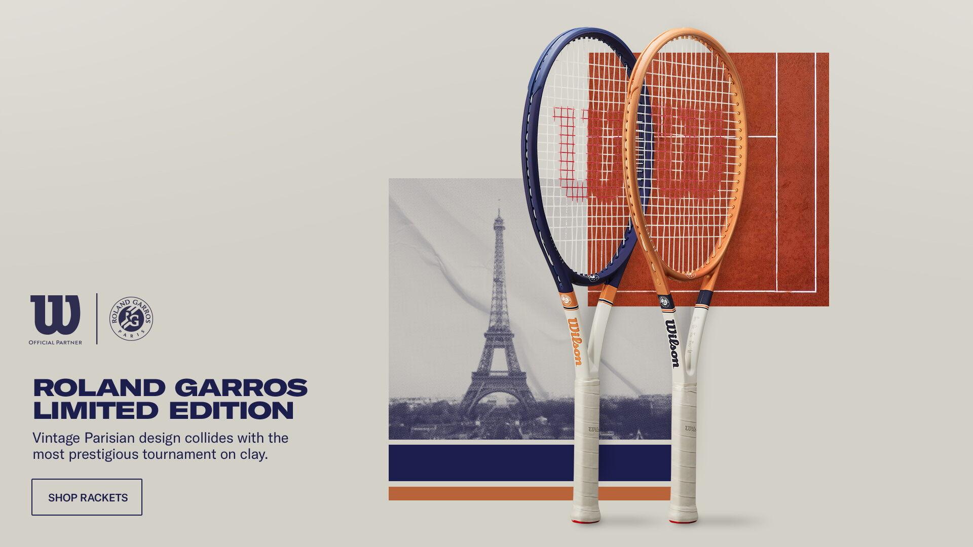 A Wilson Roland Garros 2021 kollekció teniszütője: Wilson Ultra 100 RG